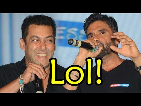 Salman Khan's Early Morning Secrets With Suniel