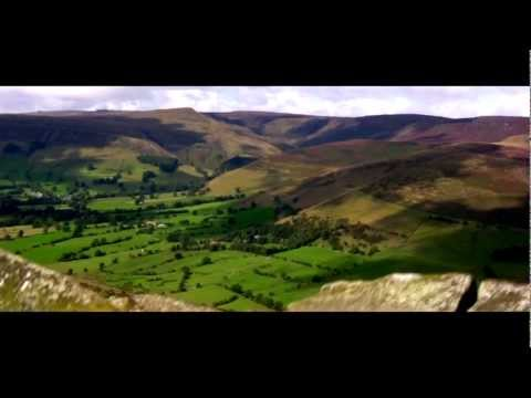 KINDER SCOUT VIDEO, Peak District National Park