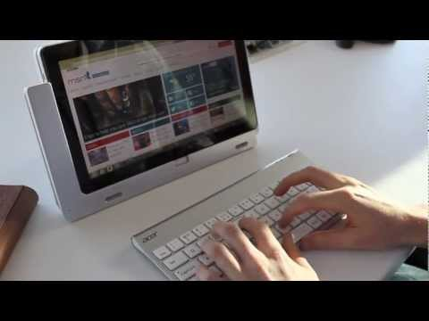 PCWorldVideos - Rapid Review of the Acer Iconia W700. Windows 8 opens up some interesting design possibilities for computing devices, and Acer's Iconia W700 epitomizes the h...