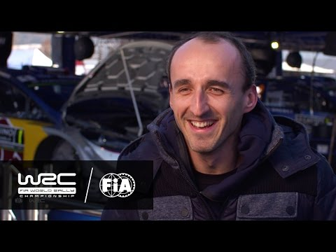 WRC – Rallye Monte-Carlo 2017: INTERVIEW Robert Kubica