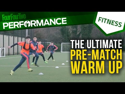 Video The ultimate pre-match warm up | Swansea City Academy download in MP3, 3GP, MP4, WEBM, AVI, FLV February 2017