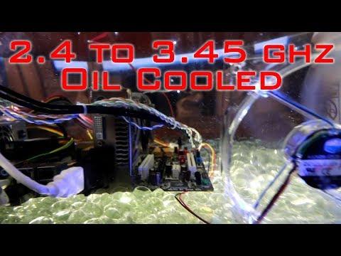 Overclocked Mineral Oil Cooled Aquarium PC_Legjobb videók: Akvárium