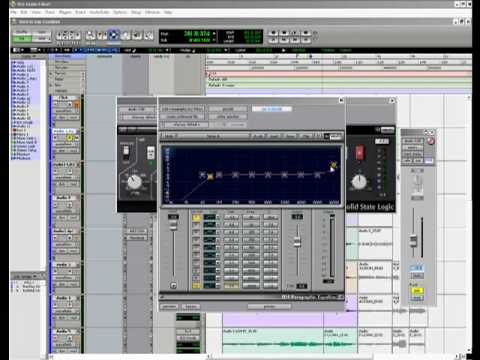 Tutorial 1: Mixing Vocals in Pro Tools Series Part 1