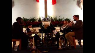 Philadelphia Chamber Brass - Paul Smith - Bagatelles (II. Grave)