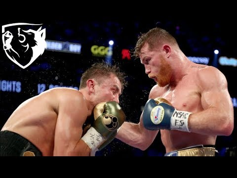 Why 'Canelo vs GGG' was an even DRAW! (видео)