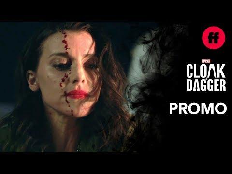 Marvel's Cloak & Dagger Promo | Unleash The Mayhem Inside | Freeform