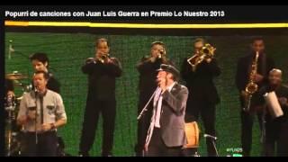 Juan Luis Guerra Premios Lo Nuestro 2013