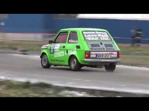 Rafał Ginalski / Bartosz Kisiołek - Fiat 126p