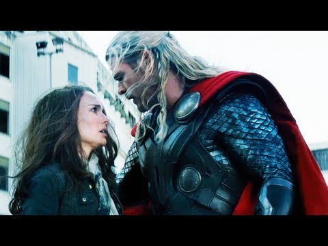 film trailer - Thor: The Dark World Trailer 2013 - Official Thor 2 movie teaser in HD - starring Chris Hemsworth, Natalie Portman, Tom Hiddleston, Anthony Hopkins - directe...