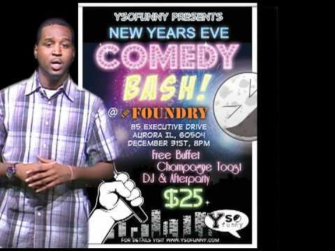 New Years Eve Bash with Ysofunny Ent