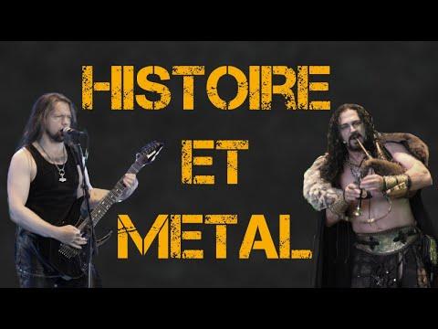 HISTOIRE ET METAL (feat plein de barbus)