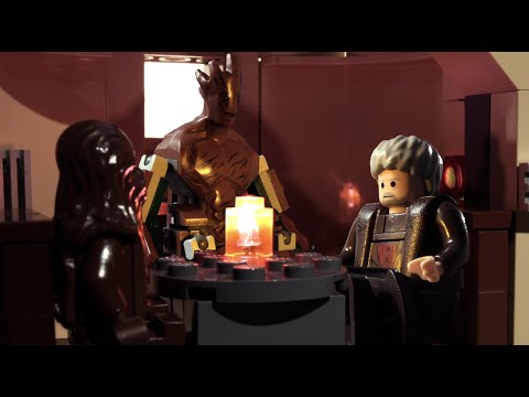"LEGO Groot, Hodor, and Chewbacca: ""No One Understands"""
