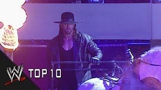 Undertaker Returns - WWE Top 10