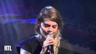 Coeur de Pirate - Mistral Gagnant en live dans le Grand Studio RTL