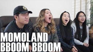 Video Momoland (모모랜드)- Bboom Bboom (Reaction Video) MP3, 3GP, MP4, WEBM, AVI, FLV Juli 2018