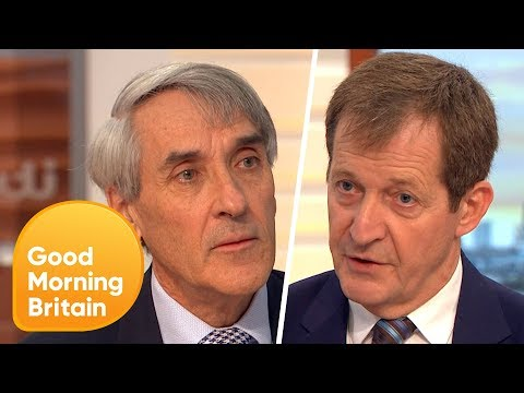 Alastair Campbell And John Redwood Clash In Heated Brexit Debate | Good Morning Britain