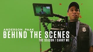 Anderson .Paak - The Season / Carry Me - Behind the Scenes
