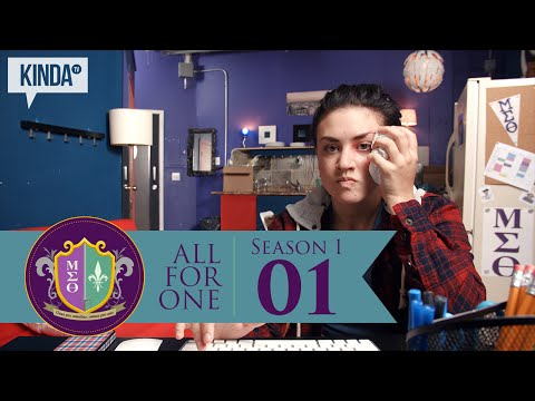 "All For One | S1 EP1 | ""Best Foot Forward"""