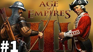 Age Of Empires III: je recommence à zéro ! #1 [Gameplay fr]