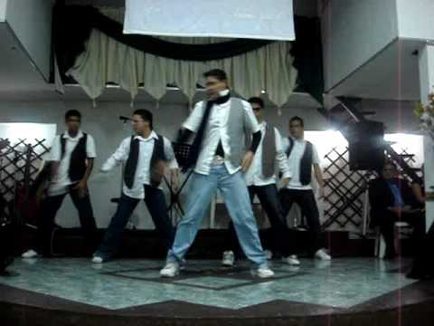 coreografias cristianas -
