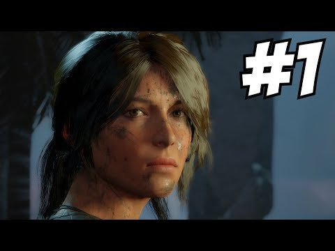 Shadow of the Tomb Raider Gameplay Walkthrough Part 1 Exclusive Footage