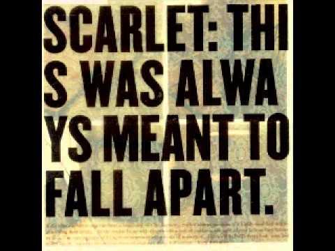 Tekst piosenki Scarlet - The Embrace Of A Paramedic po polsku
