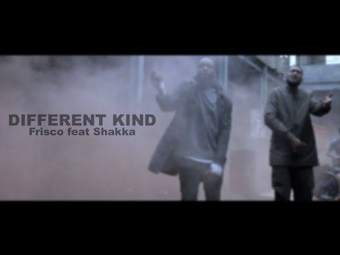 DIFFERENT KIND - Frisco Feat. Shakka
