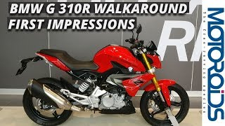 10. BMW G310R Walkaround, Price, Features, Specs and All You Need to Know