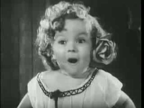 RIP Shirley Temple, Cinema's Original Sexualized Girl