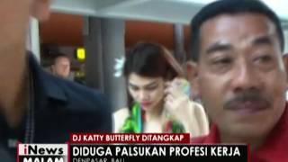 Video DJ Katty Butterfly ditangkap - iNews Malam 30/10 MP3, 3GP, MP4, WEBM, AVI, FLV Februari 2018