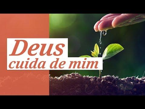 Mensagem de Reflexão de Deus  (Deus cuida de mim o tempo todo)