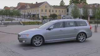 2014 Volvo V70 Driving Review | AutoMotoTV