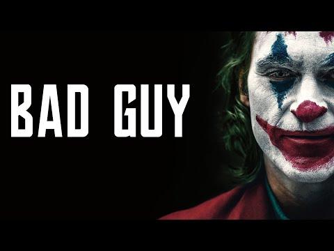 Joker 2019  | Billie Eilish - Bad Guy (dachaio remix)