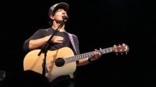 Jason Mraz - Makin' It Up - Strand Capitol-Performing Arts Center 06.28.16