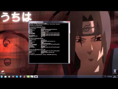 comment modifier bcdedit windows 7