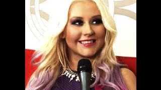 Christina Aguilera 'Your Body' Interview  Part 1