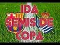 Barcelona vs Real Sociedad | Ida Semis de Copa | PES 2014