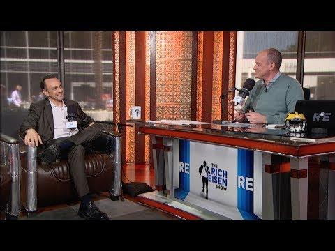 """Brockmire"" Star Hank Azaria Joins The Rich Eisen Show In-Studio | Full Interview | 6/14/17"