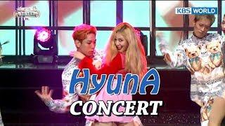Download Lagu HyunA CONCERT | 현아 콘서트 [SUB: ENG/CHN/2017 KBS Song Festival(가요대축제)] Mp3