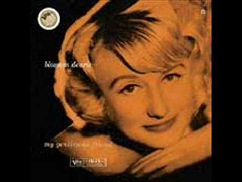 Blossom Dearie – Someone To Watch Over Me
