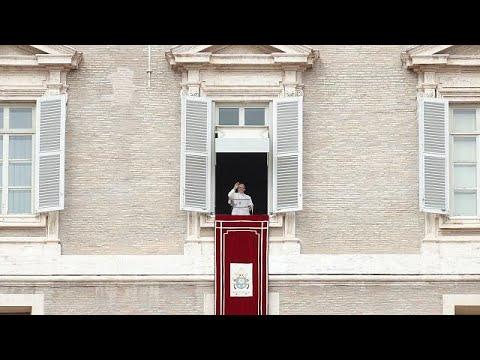 Έκκληση του Πάπα για τον τερματισμό της βίας στη Συρία