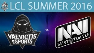 VeS vs NaVi.CIS, game 1