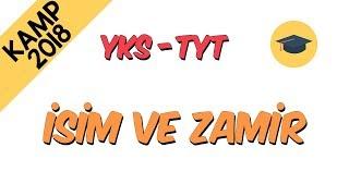İsim ve Zamir | Kamp2018