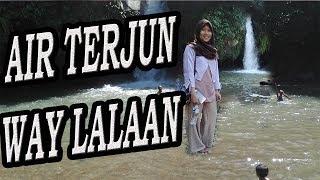 tempat air terjun air terjun way lalaanlokasi Lampung Kota Agung