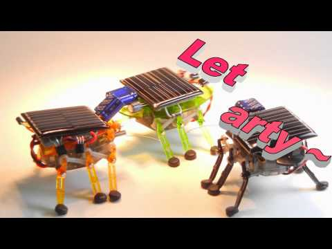 Solar Hexbug (Part II)