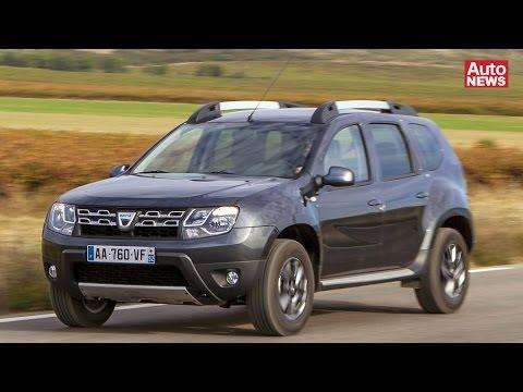 Neuer Dacia Duster: Lifting und neuer Motor für den SUV-Preisknüller