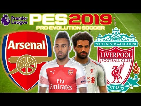 Arsenal Vs Liverpool Prediction | English Premier League 3rd Nov | PES 2019 Gameplay
