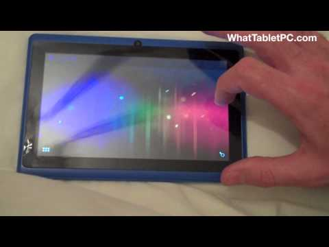 Best Cheap Android Tablet? Review of the Allwinner A13 7Inch Tablet PC Android 4.0