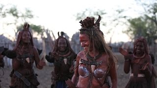 Travel Namibia - Meeting the Himba Tribe