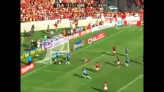 O melhor do futebol em: http://realcaqui.com/ Última rodada do Brasileirão de 2009. Flamengo 2 x 1 Grêmio